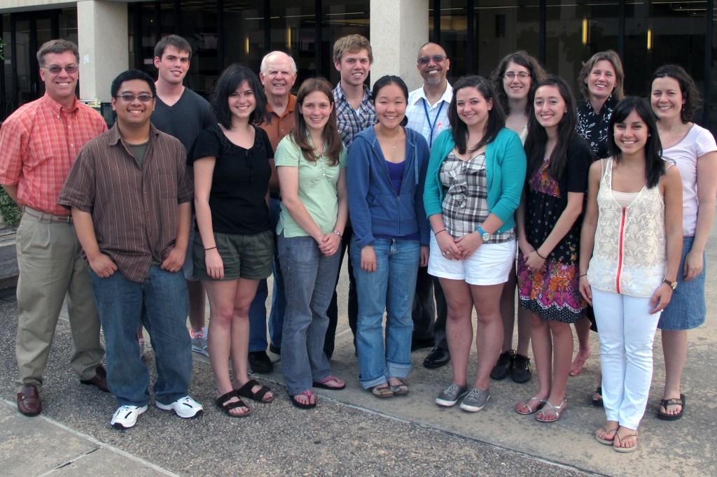 2010 interns