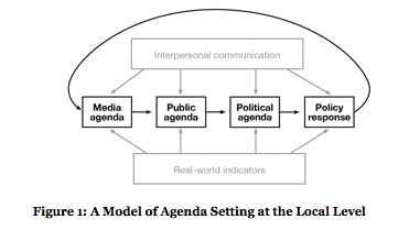 relationship between public opinion and policy making framework