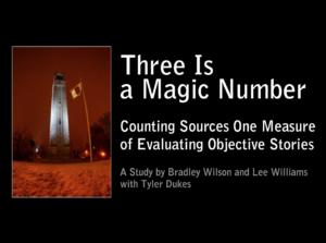 Three presentation