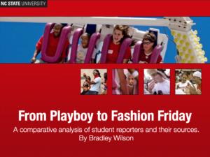 Playboy presentation
