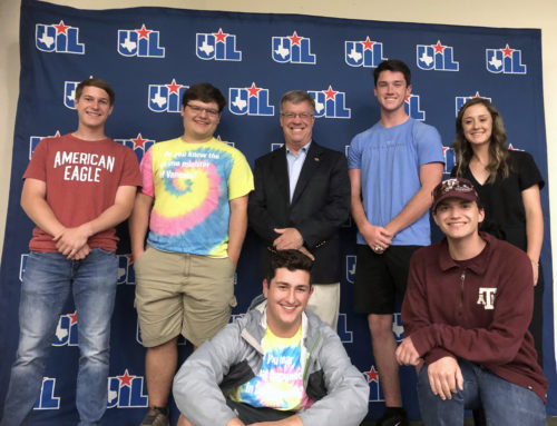 Grading UIL Current Issues and Events State Meet 2021